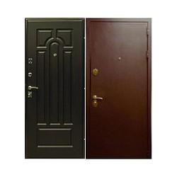 металлические двери на дачу 2000 х 800