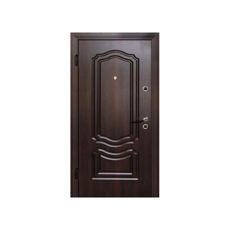 двери входные недорого кожзам